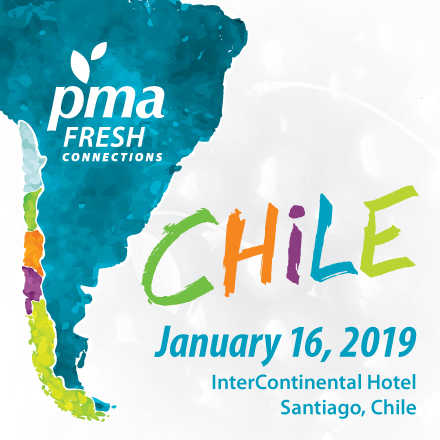 PMA Fresh Connections: Chile