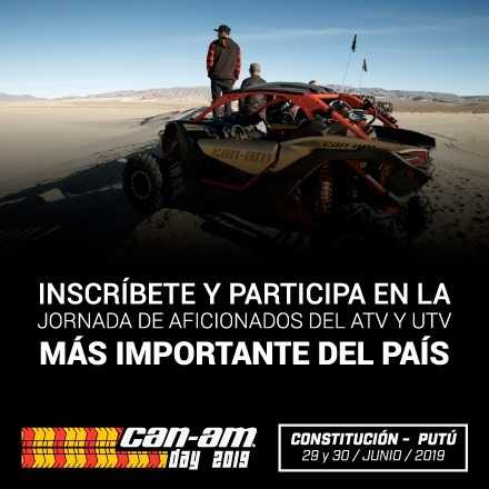 Can-Am Day Constitución/Putú 2019