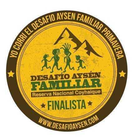 DESAFIO AYSEN FAMILIAR Primavera 2015