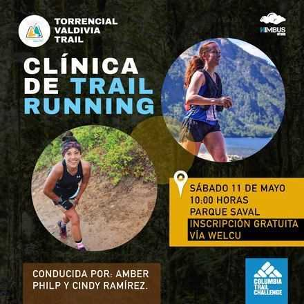 Clínica de Trail Running Torrencial