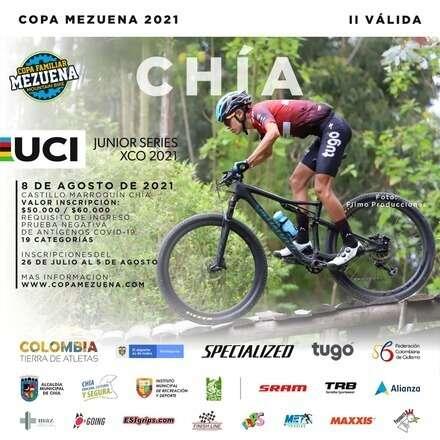 Segunda Válida Copa Familiar Mezuena 2021 UCI (WORLD JUNIOR SERIES)