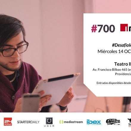 #700 + TAD: Desafío IoT - Oct 14
