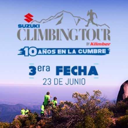 Climbing Tour 3a Fecha 2018. 23 de junio