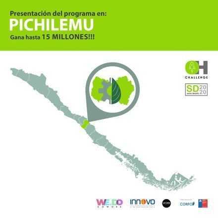OH Challenge 2020 Pichilemu