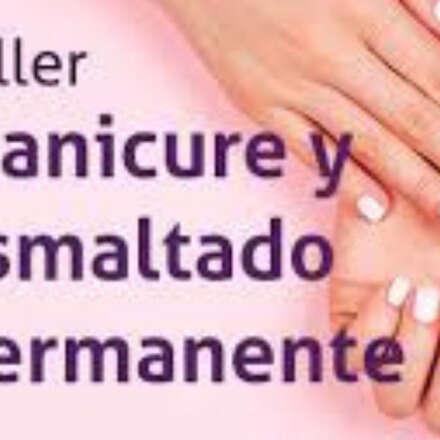 Taller de Manicure y Esmaltado Permanente (Sábado 19 de Junio  2021)