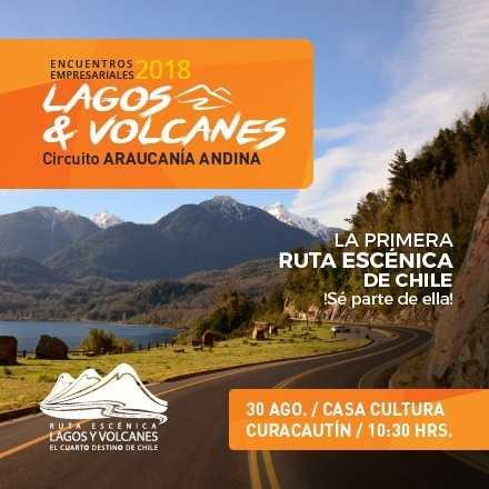 Encuentro Empresarial 2018 | Araucanía Andina