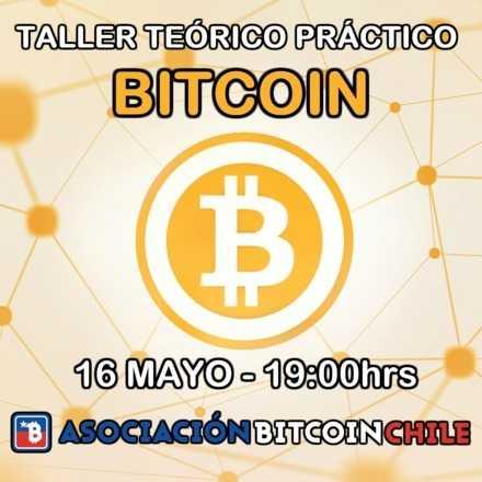 Taller Teórico Práctico de Bitcoin [Mayo]