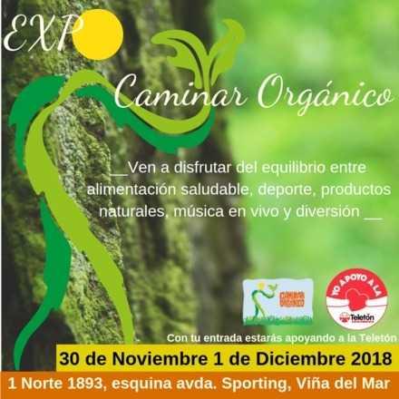 Expo Caminar Orgánico