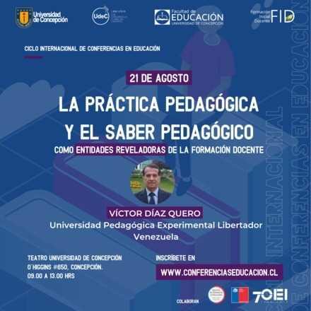 La práctica pedagógica y el saber pedagógico como entidades reveladoras de la formación docente