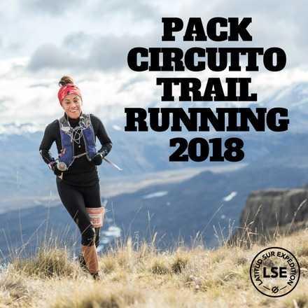 Pack Circuito Trail Running 2018