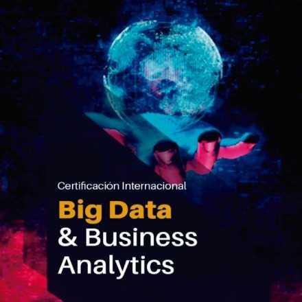 Certificación Big Data & Business Analytics - Septiembre 2018