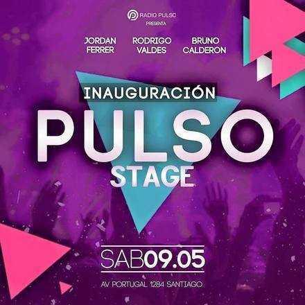 Inauguración Pulso Stage