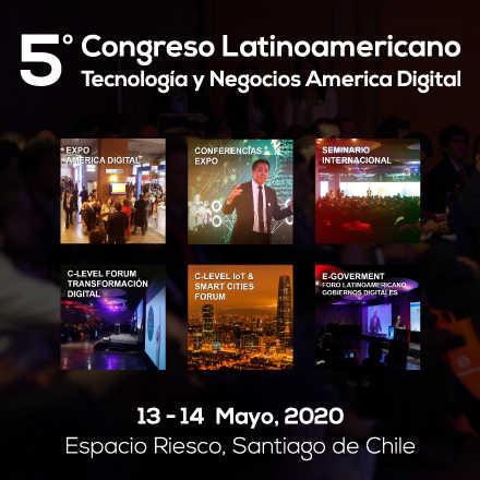 Congreso America Digital 2020