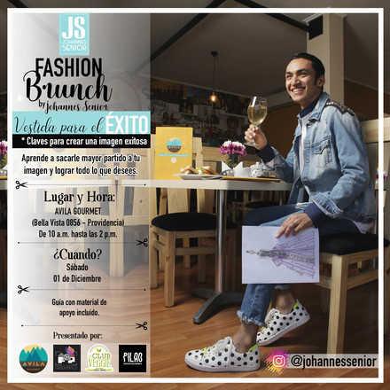 Fashion Bruch & Worshop Vivencial
