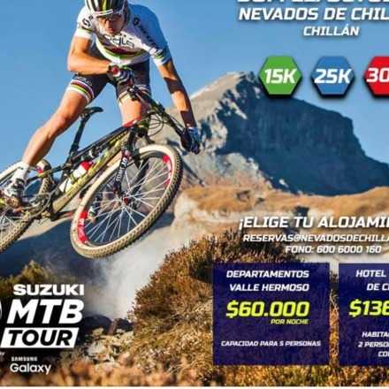 Suzuki Mountain Bike Tour by Samsung Galaxy 5ª Fecha 2017