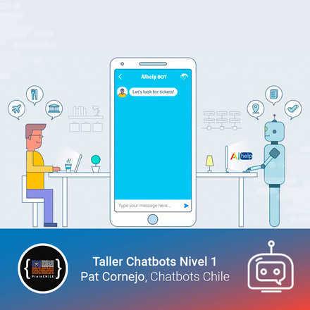 Taller Chatbots Agosto