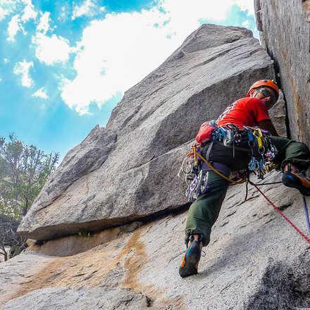 Entrenamiento Intensivo Escalada en Roca Malku