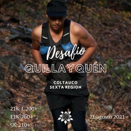 Desafío Quillayquén Coltauco 2021