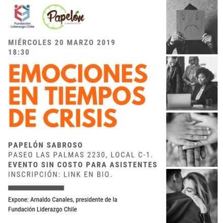 Emociones en tiempos de crisis