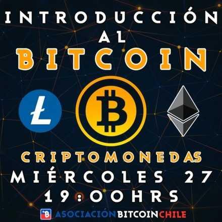 Introducción al Bitcoin y las Criptomonedas - 27 de Marzo