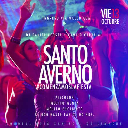 Santo Averno / Viernes 13 Octubre