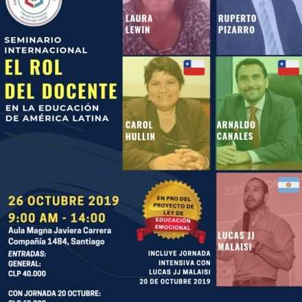 Rol del Docente en la Educación de América Latina