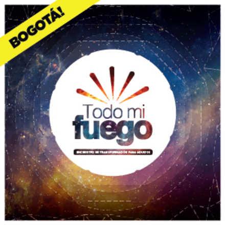 Encuentro Todo Mi Fuego - Bogotá