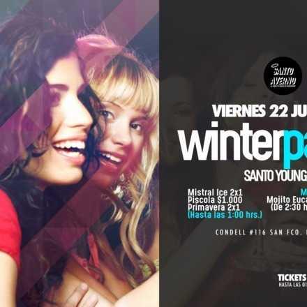 Santo Averno / Winter Party