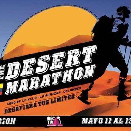 THE DESERT MARATHON 2018