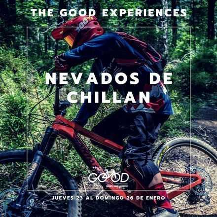 The Good experiences presenta NEVADOS DE CHILLAN 2020
