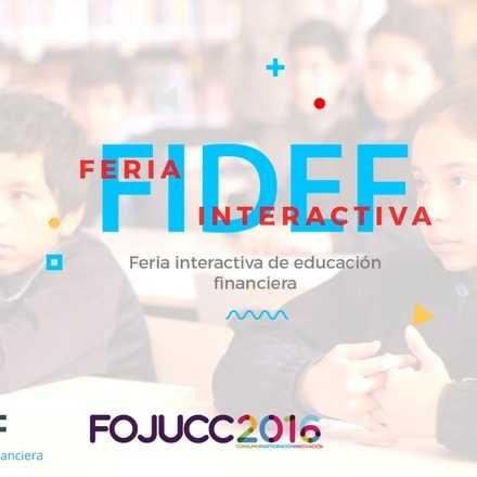FIDEF - Feria interactiva de educacion financiera