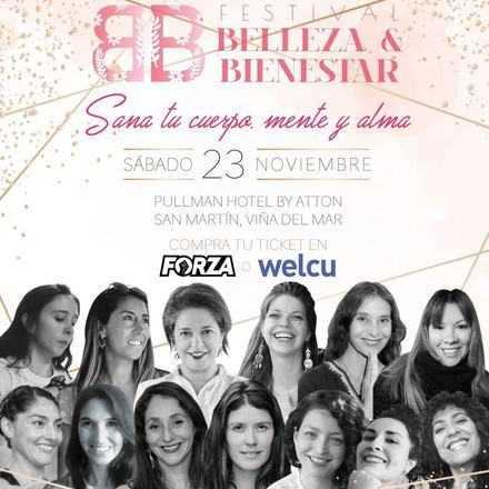 Festival Belleza y Bienestar