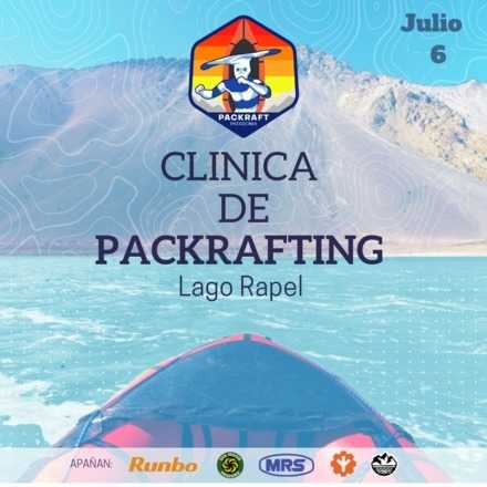 Clínica Packrafting Lago Rapel | Powered by MRS