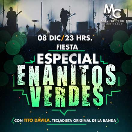Fiesta Especial Enanitos Verdes
