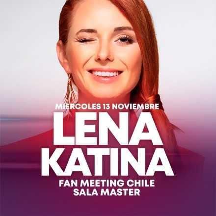 Meet & Greet Lena Katina (t.A.T.u.)
