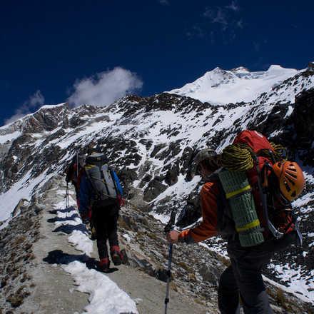 Curso Iniciación Al Montañismo