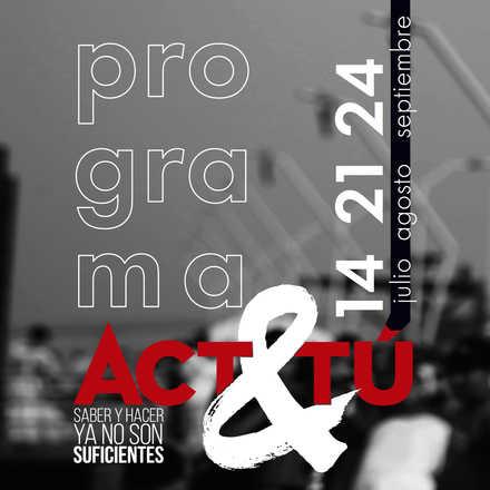 Barranquilla es pura Act&tú