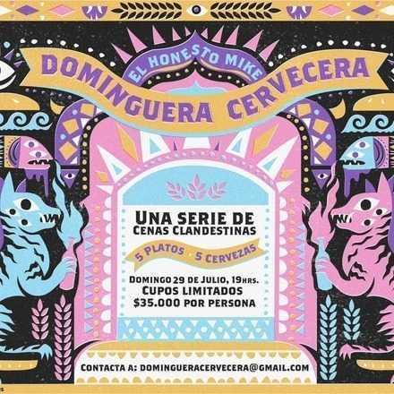 Dominguera Cervecera - 29 de Julio