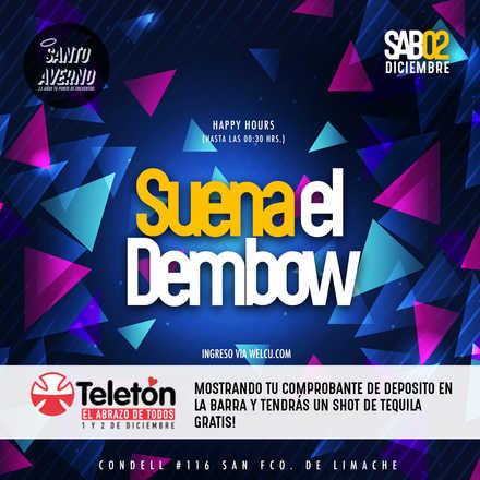 Santo Averno / Suena El Dembow