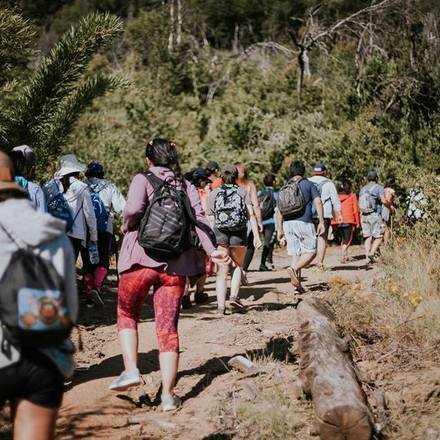 2° Trekking al Cerro Cayumanque, Verano Quillón 2019