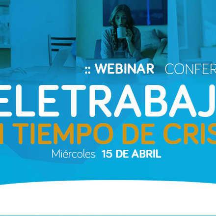 Geovictoria Iberoamérica: ¿Cómo resolver Teletrabajo en tiempo de crisis?
