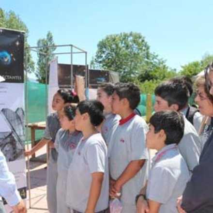 """Exposición """"Telescopios, develando el universo"""""""