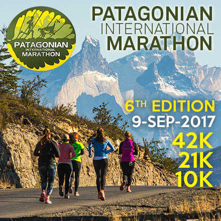 Patagonian International Marathon 2017