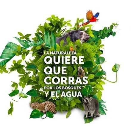 Carrera Verde Colombia 2019.