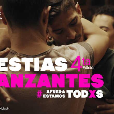 Afuera Estamos Todxs Bestias Danzantes Festival de Cine de Danza Edición 2019