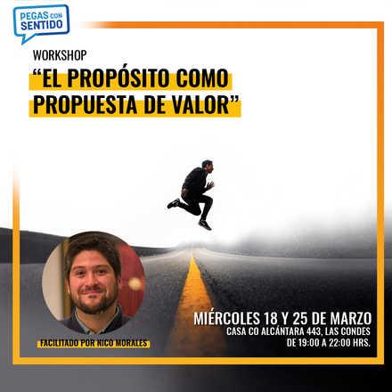 """Workshop """"El Propósito como Propuesta de Valor"""""""