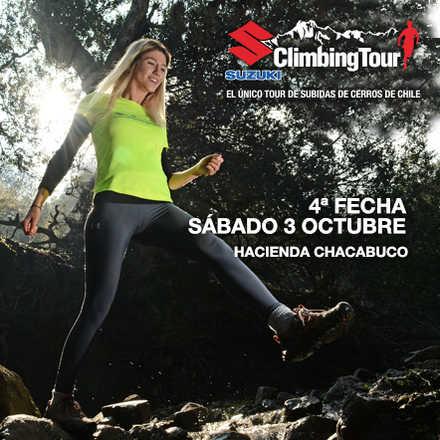 Suzuki Climbing Tour 4° Fecha 2015