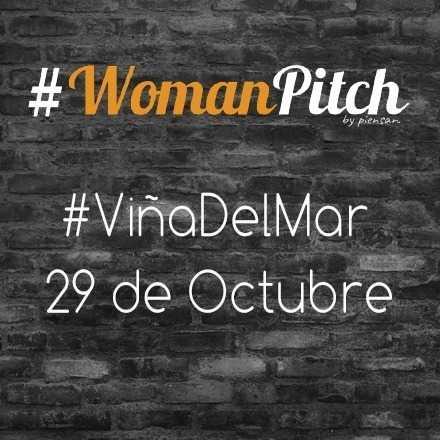 WomanPitch -Viña