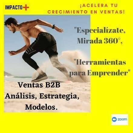 """Impacto Sales Training B2B. """"Herramientas en Profundidad"""""""