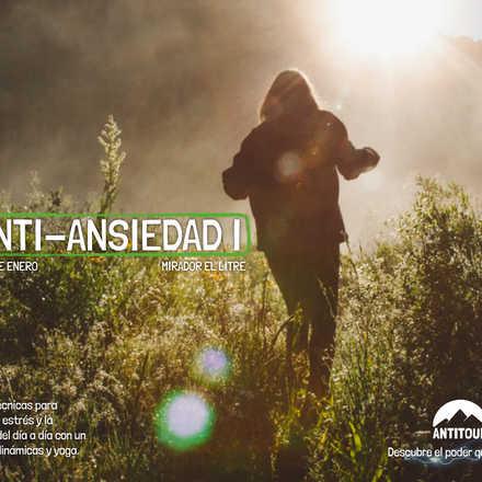 Anti-ansiedad I: Técnicas para manejar el Estrés